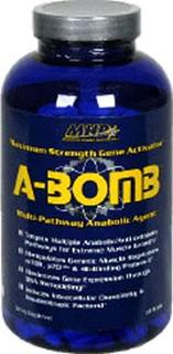 MHP A-Bomb, 224 Tablets