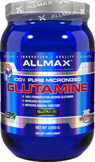Allmax Nutrition Micronized Glutamine, 1000 Grams