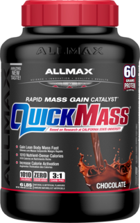 Allmax Nutrition QUICKMASS by Allmax Nutrition, 6 Pounds