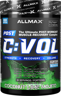 Allmax Nutrition C VOL, 30 Servings