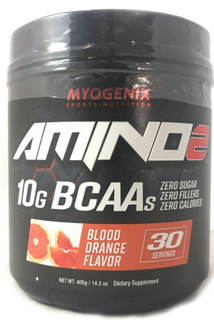 Myogenix Amino2, 30 Servings