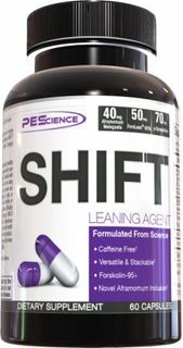 PEScience SHIFT, 60 Capsules