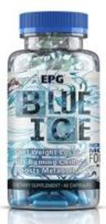 EPG BLUE ICE, 60 Counts