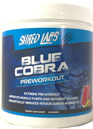 Shred Labs Blue Cobra