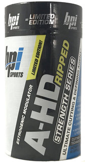 BPI Sports A-HD RIPPED, 60 Capsules