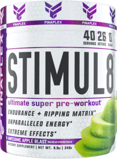 Finaflex Stimul8 by Finaflex, 40 Servings