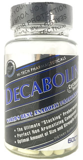 Hi-Tech Pharmaceuticals DECABOLIN, 60 Counts