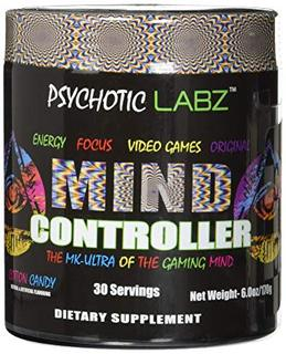 Psychotic Labz Mind Mind Controller, 30 Servings