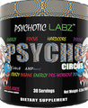 Psychotic Labz Mind Psycho Circus, 30 Servings