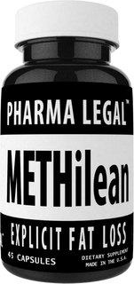 Pharma Legal Methilean, 45 Counts