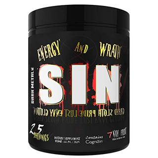 INSANE LABZ Dark Metal Sin, 25 Servings