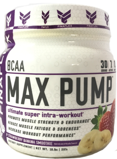 Finaflex BCAA Max Pump, 30 Servings