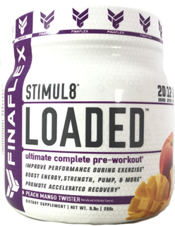Finaflex Stimul8 Loaded, 20 Servings
