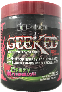 IP Pharma Geeked by IP Pharma, 25 Servings