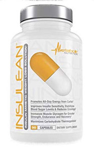 Metabolic Nutrition Insulean, 90 Counts
