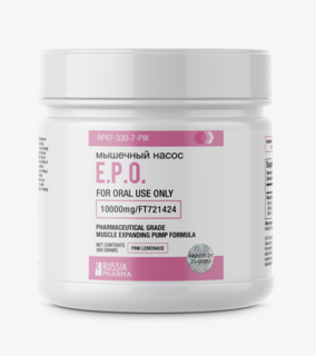 Russia Pharma E.P.O., 30 Servings