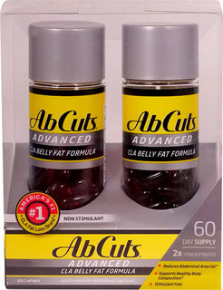 Ab Cuts Ab Cuts Advanced, 120 Softgels
