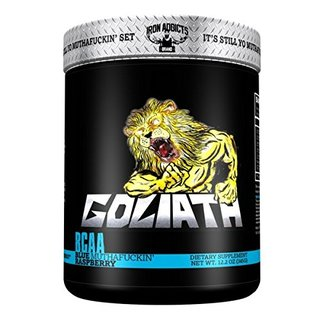 Iron Addicts Goliath, 30 Servings