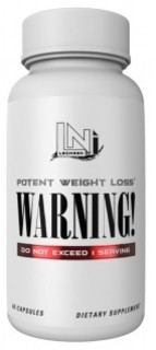 Lecheek Nutrition Warning, 60 Counts