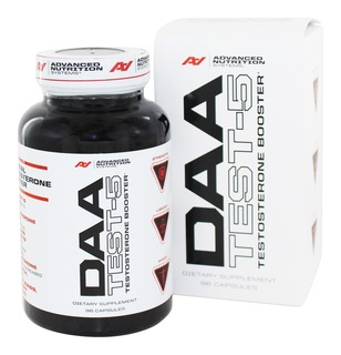 Advanced Nutrition System DAA TEST 5, 96 Counts