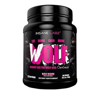 INSANE LABZ WOLF, 25 Servings