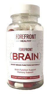 Forefront Healthy Forefront Brain, 60 Pills