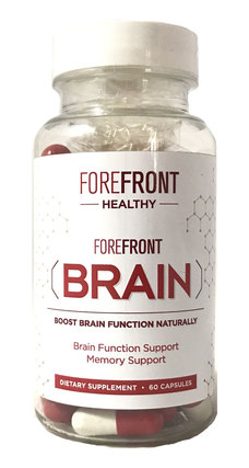 Forefront Healthy Forefront Brain