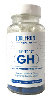 Forefront Healthy Forefront GH, 60 Pills