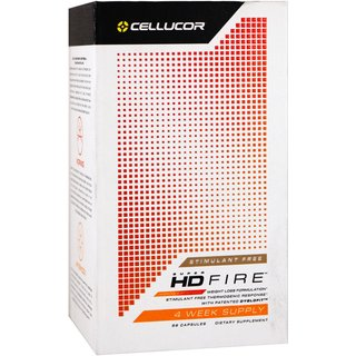 Cellucor Super HD Fire Non-Stimulant, 56 Capsules