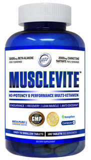 Hi-Tech Pharmaceuticals MUSCLEVITE, 180 Tablets