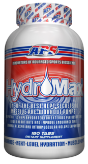 APS Nutrition HYDROMAX, 180 Counts
