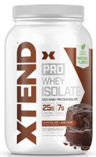 Scivation XTEND PRO WHEY ISOLATE, 23 Servings