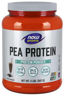 NOW Foods Pea Protein by NOW Foods, 2 Pounds