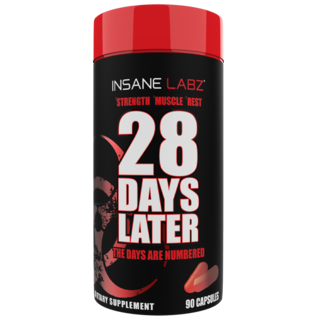 INSANE LABZ 28 DAYS LATER, 90 Capsules