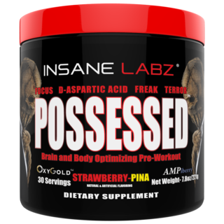 INSANE LABZ Possessed, 30 Servings