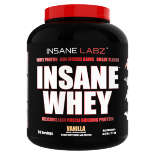 INSANE LABZ INSANE WHEY, 60 Servings