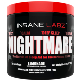 INSANE LABZ NIGHTMARE, 30 Servings