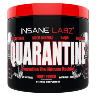 INSANE LABZ QUARANTINE, 30 Servings