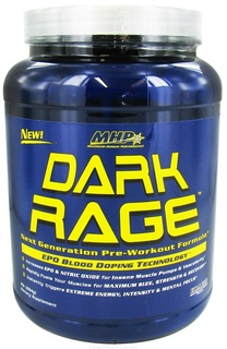 MHP Dark Rage, 2 Pounds