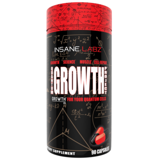 INSANE LABZ QUANTUM GROWTH PROJECT, 90 Capsules