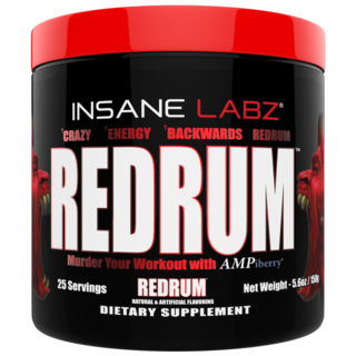 INSANE LABZ REDRUM, 25 Servings