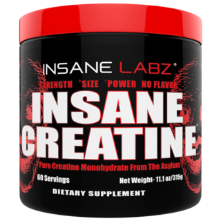 INSANE LABZ INSANE CREATINE, 60 Servings