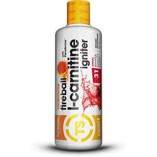 Top Secret Nutrition FIREBALL L-CARNITINE, 31 Servings