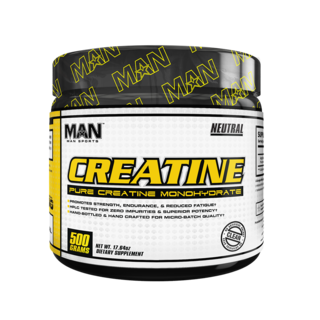 MAN Sports CREATINE, 100 Servings