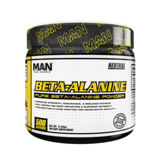MAN Sports BETA-ALANINE, 100 Servings