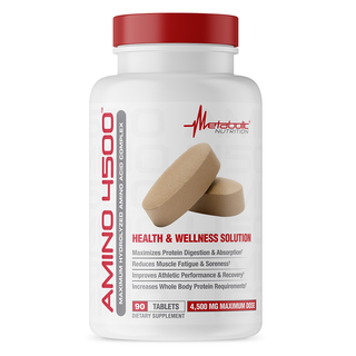 Metabolic Nutrition AMINO 4500, 90 Tablets