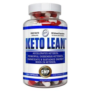 Hi-Tech Pharmaceuticals KETO LEAN, 120 Capsules