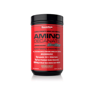Muscle Meds Amino Decanate, 30 Servings
