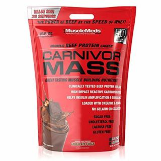 Muscle Meds Carnivor Mass, 8 Pounds
