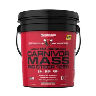 Muscle Meds Carnivor Mass, 15 Pounds